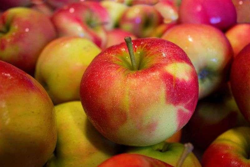 Manzanas alimentos bajar de peso rápido