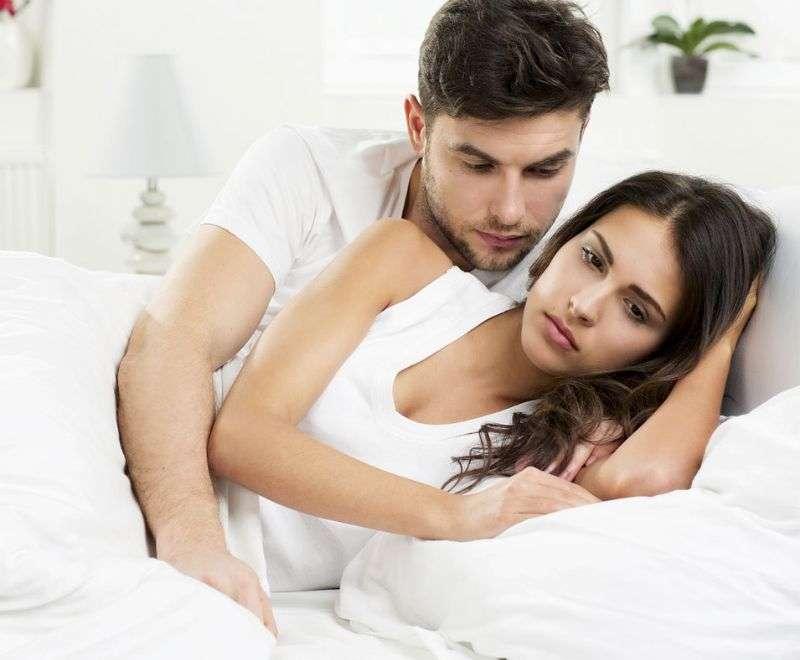 insatisfacción sexual razones por las hombres mujeres están insatisfechos sexualmente