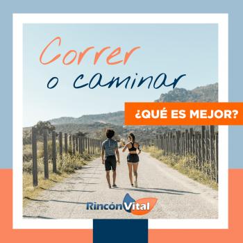 Correr o caminar: ¿qué es mejor?