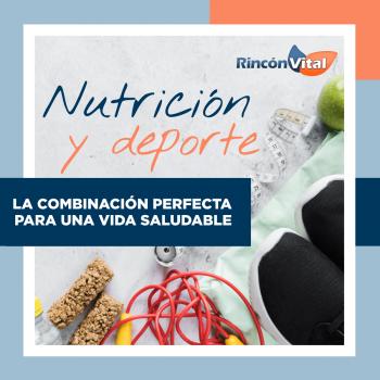 Nutrición y deporte: la combinación perfecta para una vida saludable