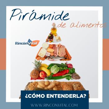 Pirámide de alimentos ¿cómo entenderla?