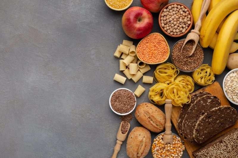 Existen varios tipos de carbohidratos saludables para ti