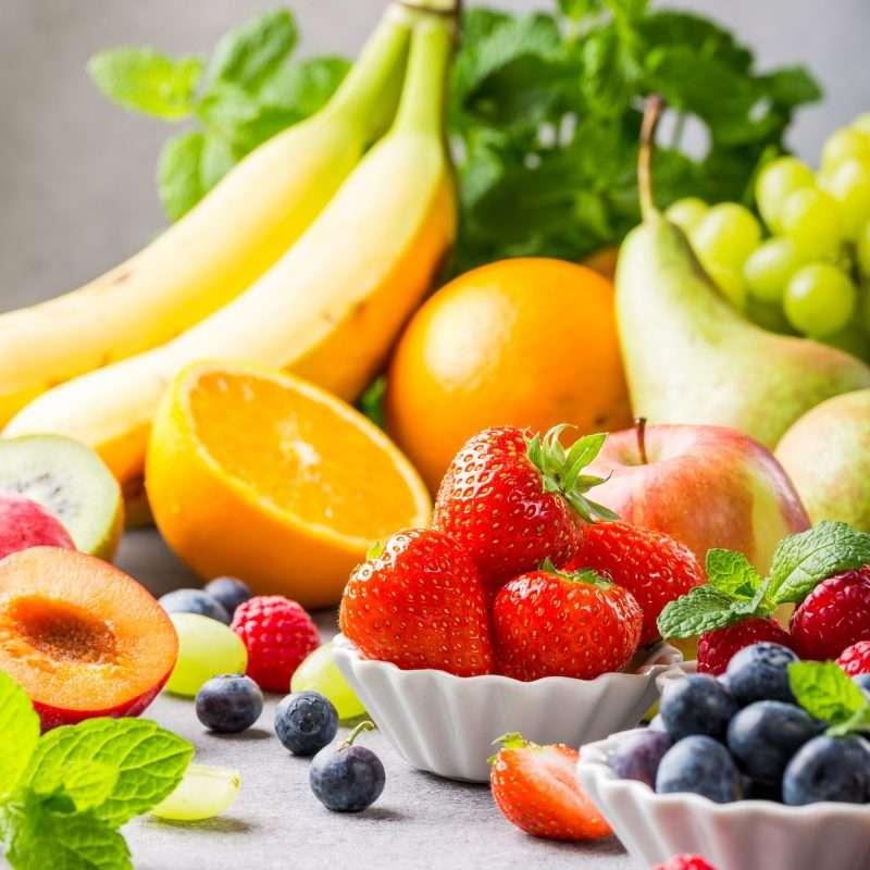 Segundo nivel: frutas