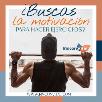 ¿Buscas la motivación para hacer ejercicios?