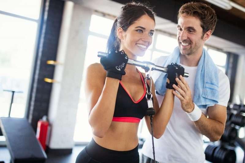 Busca motivos que te hagan esforzarte en hacer ejercicios.