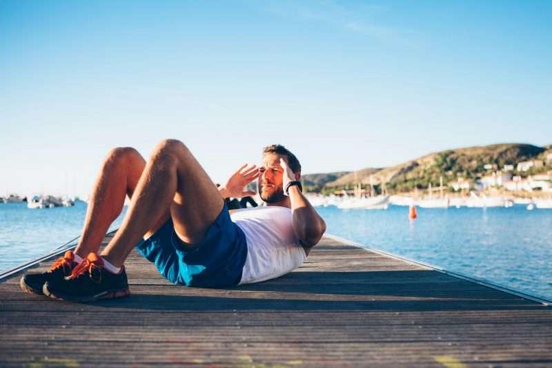 Los espacios al aire libre pueden ser motivación para hacer ejercicios.